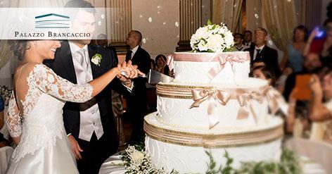 4a111622dc74 Matrimoni da favola Roma - Palazzo Brancaccio